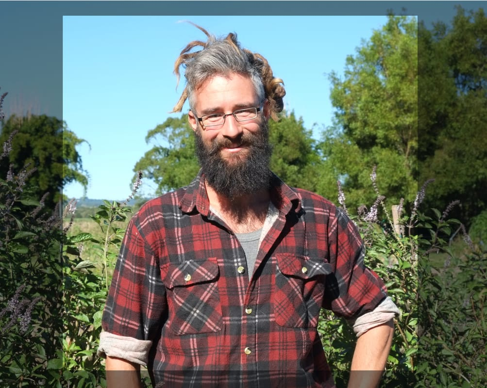 Joel Orchard: Small scale farmer and big future thinker